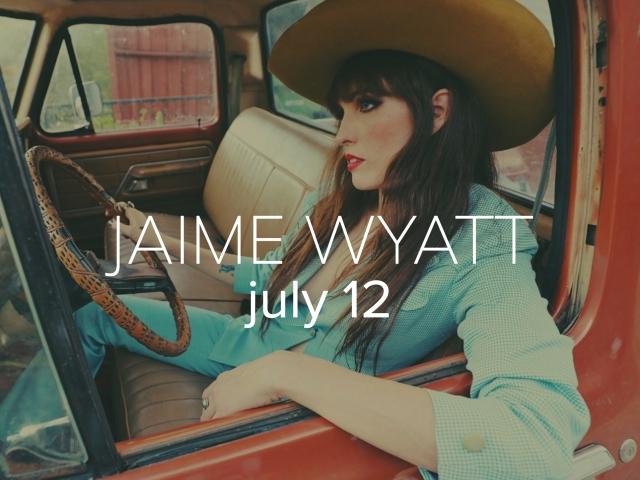 JULY 12: JAMIE WYATT