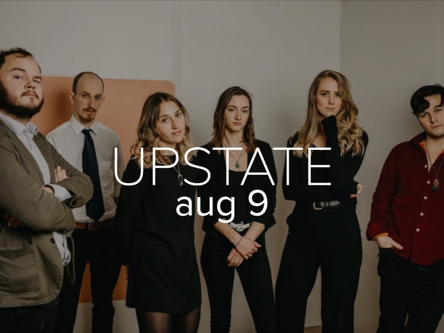 AUG 9: UPSTATE