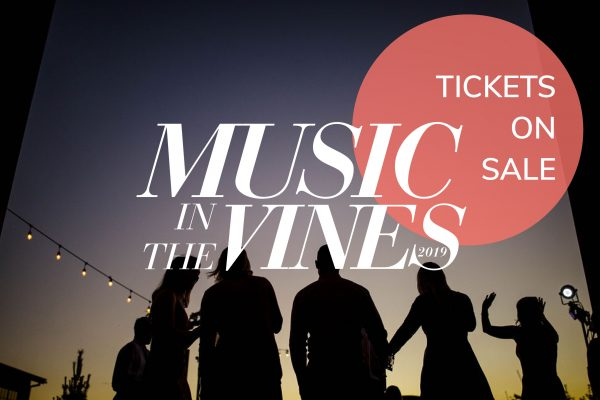 Music in the Vines 2019 Tickets On Sale Now