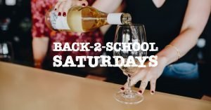 back 2 school saturdays