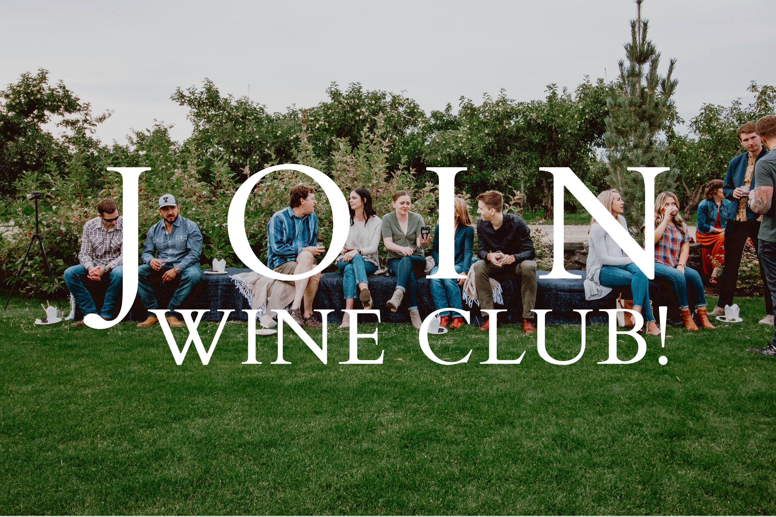 Join Wine Club!
